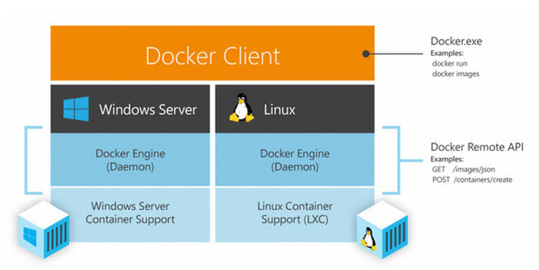 dockeronwindowsserver