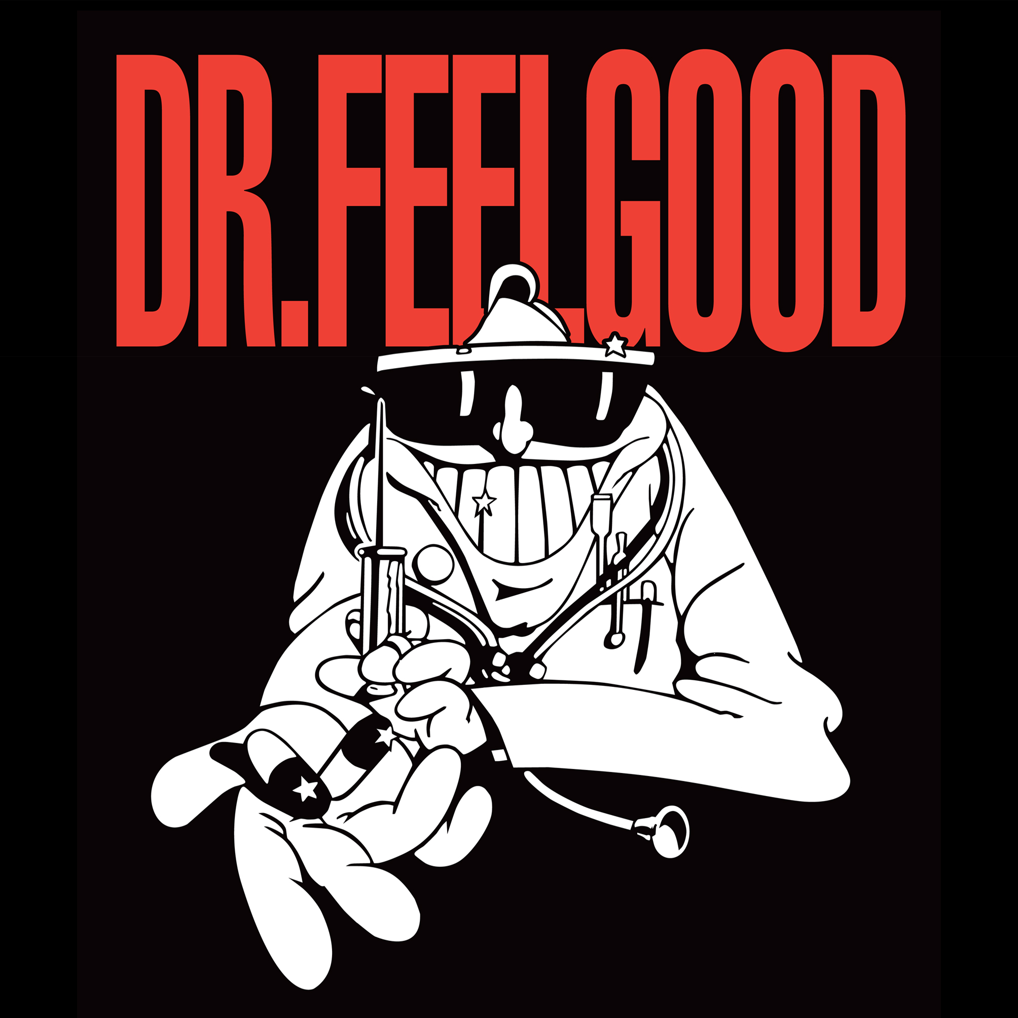 dr feelgood a3 poster