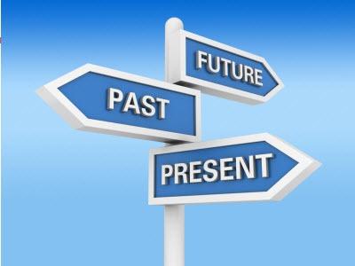 my past present future