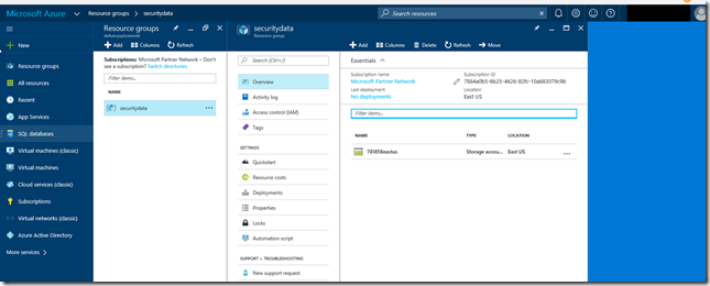 azure ad administration
