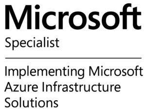 Azure Certification Badge